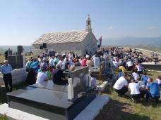 20 Освећење храма Свете Тројице у Југовићима