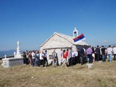 24 Освећење храма Свете Тројице у Југовићима