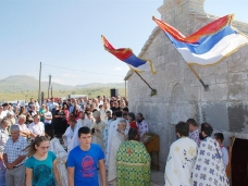 25 Освећење храма Свете Тројице у Југовићима