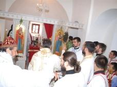 27 Освећење храма Свете Тројице у Југовићима