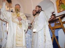 28 Освећење храма Свете Тројице у Југовићима