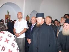 29 Освећење храма Свете Тројице у Југовићима