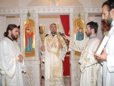 30 Освећење храма Свете Тројице у Југовићима