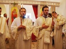 32 Освећење храма Свете Тројице у Југовићима