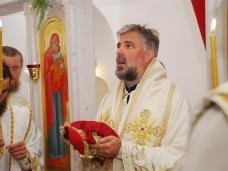 35 Освећење храма Свете Тројице у Југовићима