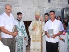 40 Освећење храма Свете Тројице у Југовићима