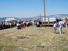 59 Освећење храма Свете Тројице у Југовићима