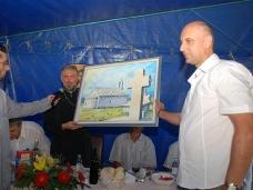70 Освећење храма Свете Тројице у Југовићима