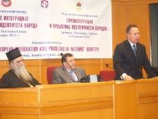 9 Конференција Међународног фонда јединства православних народа