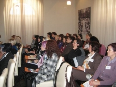 3 Kонференцијa ,,Вјернице Херцеговине у изградњи грађанског друштва\'\'