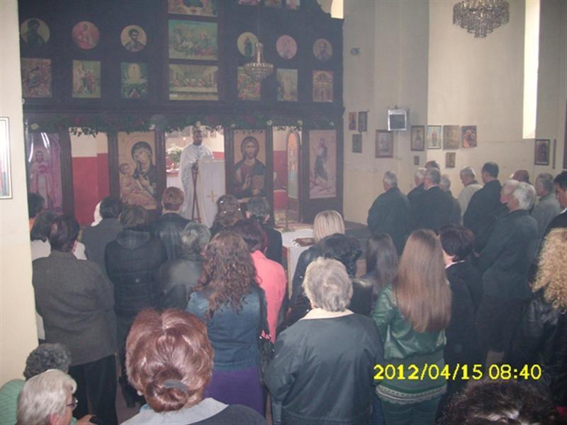 11 Празник Васкрсења Христовог у Коњицу