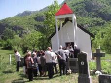 6 Света Литургија у селу Идбар