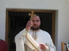 2 Света Литургија у селу Идбар