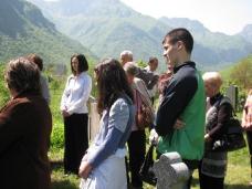 3 Света Литургија у селу Идбар