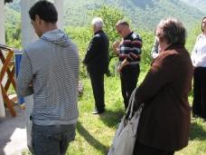 4 Света Литургија у селу Идбар