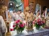 Matin service with His Holiness Irinej at St. Steven\'s Serbian Orthodox Cathedral, Alhambra, California#SerbianOrthodoxChurch, #PatriarchIrinej,#SaintStevensChurch, #WesternAmericanDiocese,#PatriarchIrinej#SaintSebastian,#SaintSebastianOfSanFranciscoAndJackson,#SaintMardarije,SaintMardarijeOfLibertyville,#Serbs
