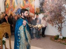 5 Празник рођења Христовог свечано је прослављен у парохији Метковској