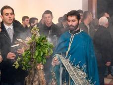 6 Празник рођења Христовог свечано је прослављен у парохији Метковској