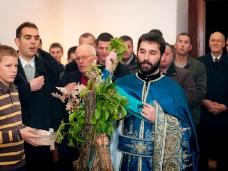 7 Празник рођења Христовог свечано је прослављен у парохији Метковској