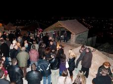 10 Празник рођења Христовог свечано је прослављен у парохији Метковској