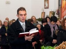 12 Празник рођења Христовог свечано је прослављен у парохији Метковској