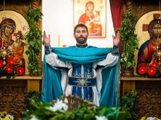 17 Празник рођења Христовог свечано је прослављен у парохији Метковској
