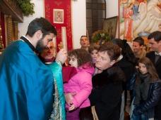 19 Празник рођења Христовог свечано је прослављен у парохији Метковској