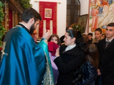 20 Празник рођења Христовог свечано је прослављен у парохији Метковској