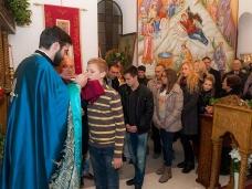 21 Празник рођења Христовог свечано је прослављен у парохији Метковској