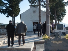2 Храмовна слава Светог Спиридона Чудотворца на Кременој