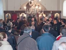 3 Храмовна слава Светог Спиридона Чудотворца на Кременој