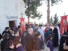 23 Храмовна слава Светог Спиридона Чудотворца на Кременој
