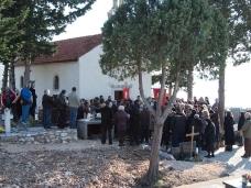 25 Храмовна слава Светог Спиридона Чудотворца на Кременој