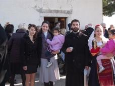 29 Храмовна слава Светог Спиридона Чудотворца на Кременој