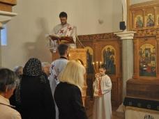 3 Св. Арх. Литургија у Мостару