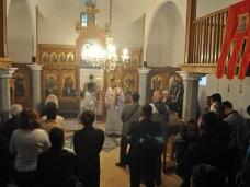 4 Св. Арх. Литургија у Мостару