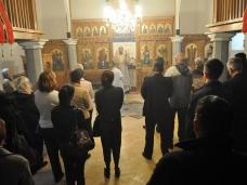 5 Св. Арх. Литургија у Мостару