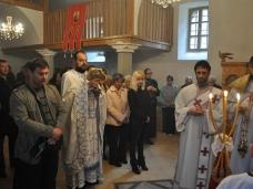 8 Св. Арх. Литургија у Мостару