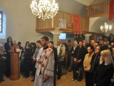 10 Св. Арх. Литургија у Мостару