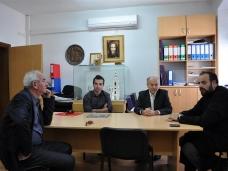 7 Посјета званичника међународне заједнице Епархији ЗХиП