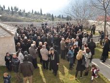 29 Слава Епархије ЗХиП и Епископа ЗХиП Г. Григорија - Св. Игњатије Богоносац