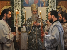 8 Слава Епархије ЗХиП и Епископа ЗХиП Г. Григорија - Св. Игњатије Богоносац