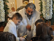 9 Слава Епархије ЗХиП и Епископа ЗХиП Г. Григорија - Св. Игњатије Богоносац