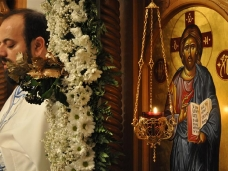 7 Мостарски Срби дочекали су Божић на поноћним литургијама