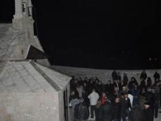13 Мостарски Срби дочекали су Божић на поноћним литургијама