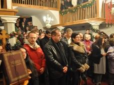 15 Мостарски Срби дочекали су Божић на поноћним литургијама