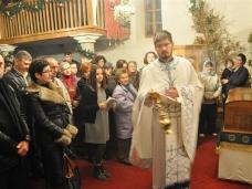 16 Мостарски Срби дочекали су Божић на поноћним литургијама