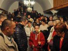 19 Мостарски Срби дочекали су Божић на поноћним литургијама