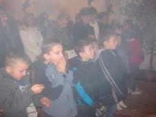 26 Мостарски Срби дочекали су Божић на поноћним литургијама
