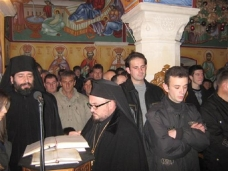 30 Бадње вече и Божић у Манастиру Житомислић